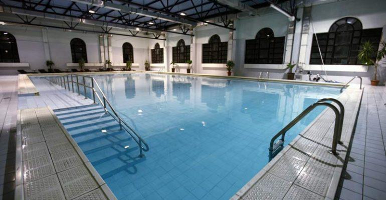 indoor pool / Սպորտային համալիր տեսադարան