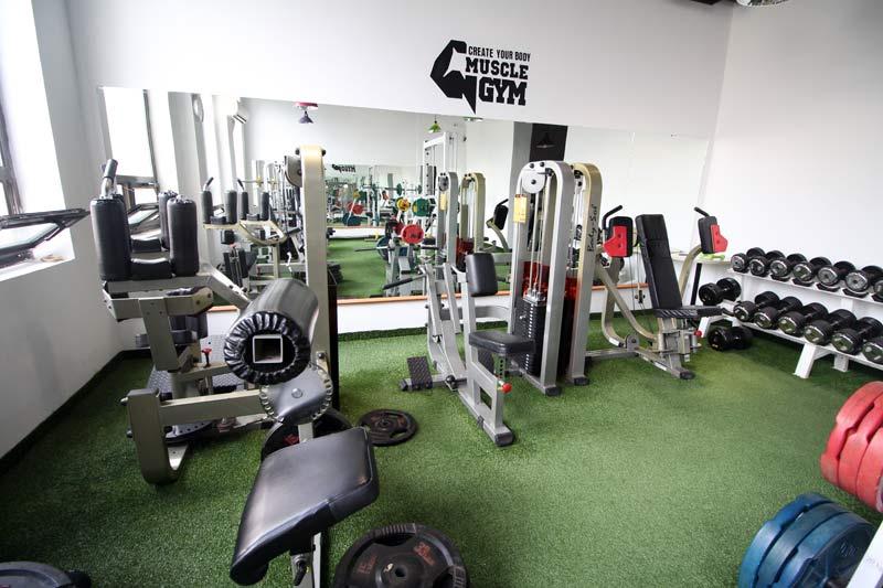 gym / Спорт Комплекс Галерея