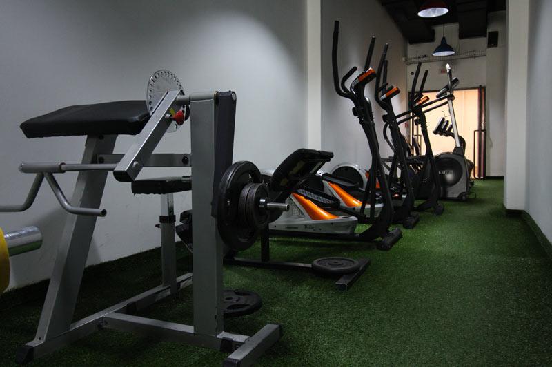 Cross Sport gym